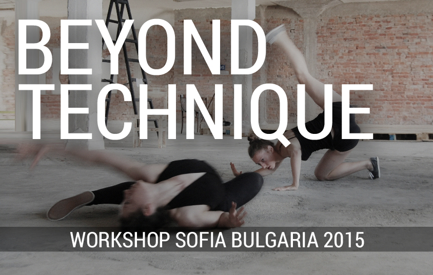 Beyond Technique Workshop Bulgaria