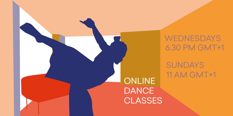 Online Dance Classes with Mihaela